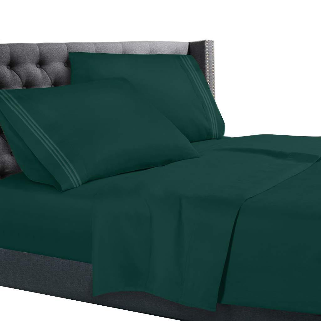 Nestl Bedding 4 Piece Sheet Set