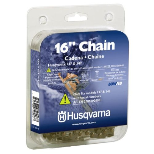 Buy husqvarna 16 inch bar