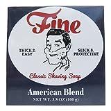 Fine Classic Shaving Soap - American Blend