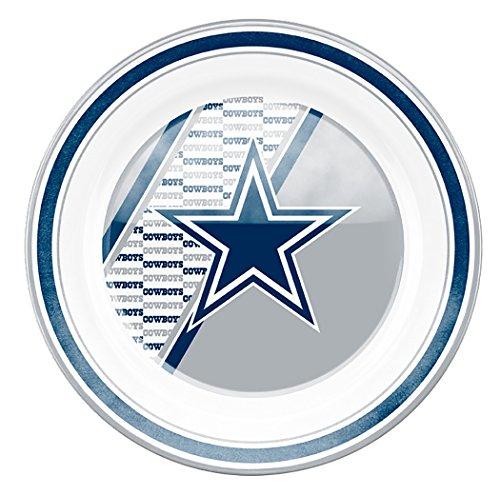 NFL Dallas Cowboys Melamine Dinner Plate