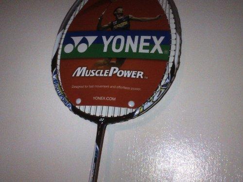 Yonex Muscle Power 7-black/silver-model 2014