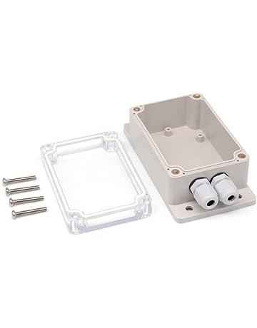 Rekkles Caso de la Cubierta a Prueba de Agua IP66 para Sonoff Sonoff Básico/RF