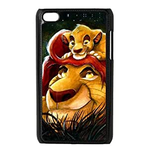 Phone Accessory for Ipod Touch 4 Phone Case The Lion King T1227ML