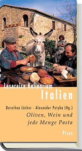 Lesereise Kulinarium Italien (Picus Lesereisen)
