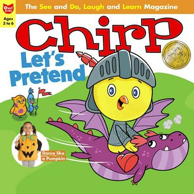 Chirp - Magazine Subscription from MagazineLine (Save 33%)