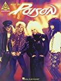 POISON BEST OF (Guitar Recorded Versions...