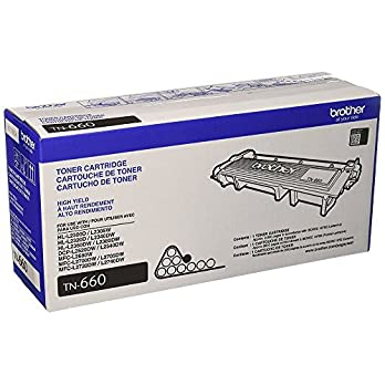 Brother Genuine High Yield Mono Laser Toner Cartridge