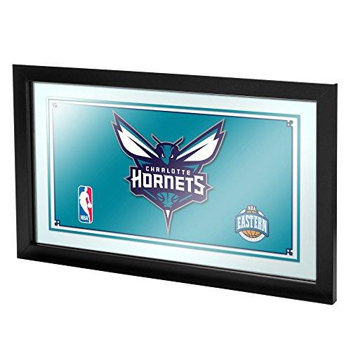 Trademark Global NBA Charlotte Hornets Framed Logo Mirror