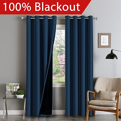 List of the Top 10 thermal curtains long heavy duty panel you can buy in 2019