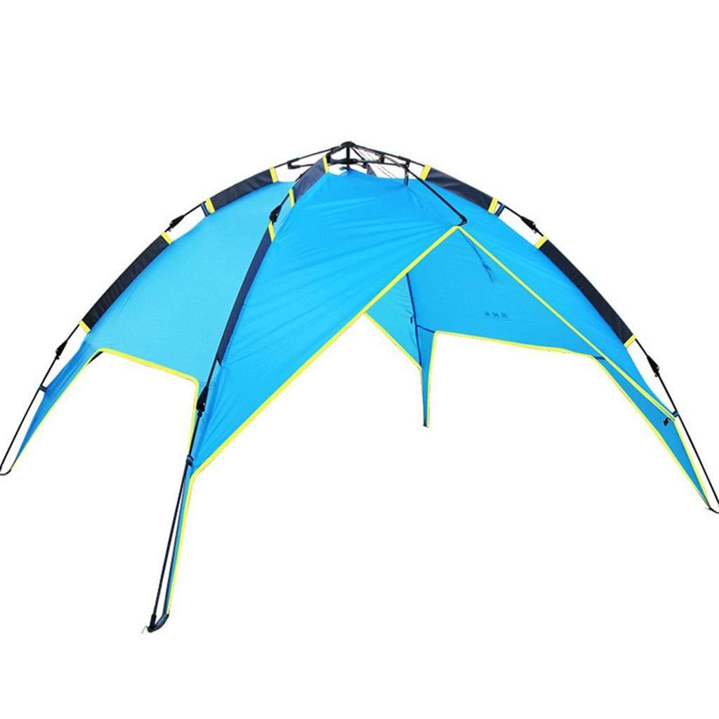 QTDS Winddichtes und regendichtes Campingzelt im im im Freien B07PNDT95R Kuppelzelte Für Ihre Wahl 05386d