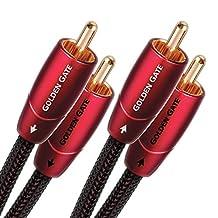 AudioQuest - Golden Gate RCA to RCA (2m)