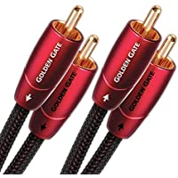 AUDIOQUEST - GOLDEN GATE RCA-TO-RCA 0.6M