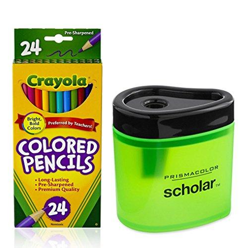 Crayola Colored 68 4024 Prismacolor Sharpener