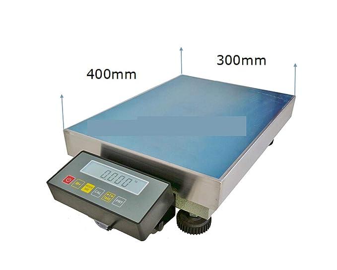 CGOLDENWALL - Báscula digital de alta precisión con indicador de ...