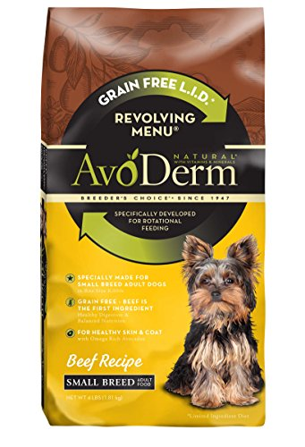Avoderm Small Breed Dog Food