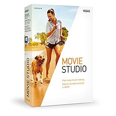 VEGAS Movie Studio 14