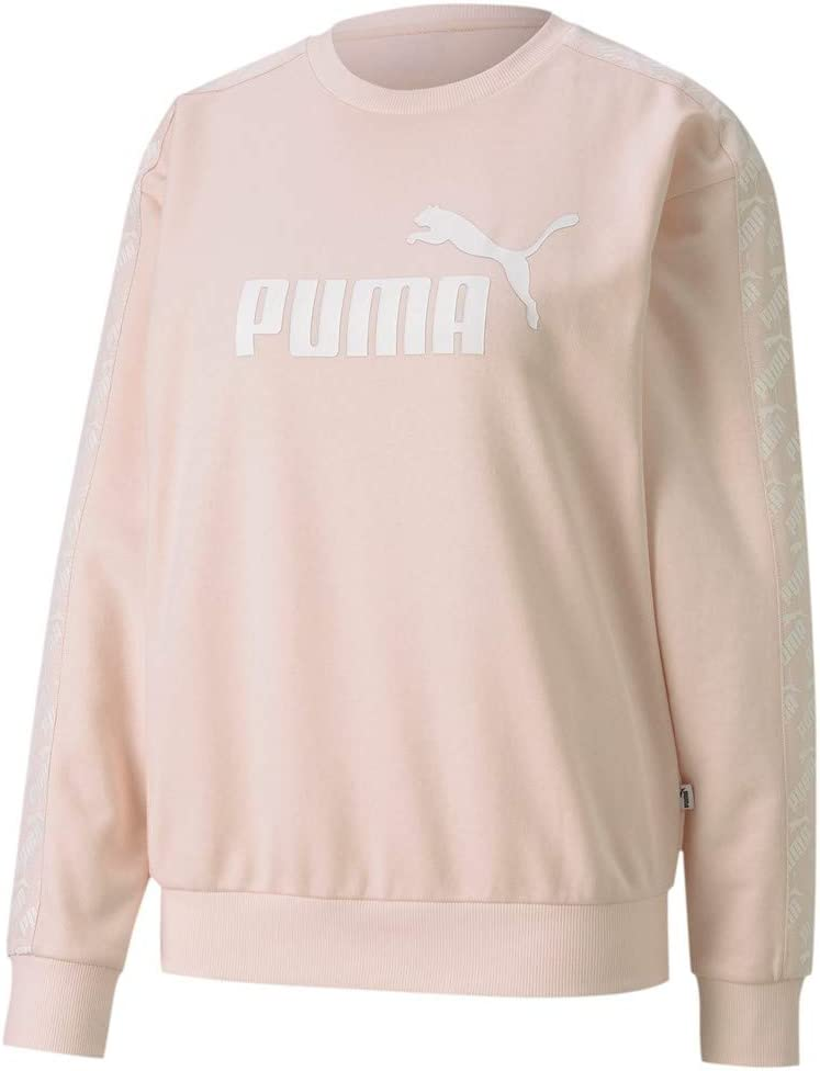 Grey Puma Active Evostripe Mens Training Hoody Sweatshirts