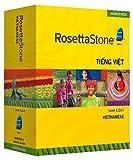 Software : Rosetta Stone Homeschool Vietnamese Level 1-3 Set including Audio Companion