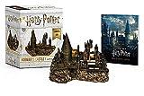 capa de Harry Potter Hogwarts Castle and Sticker Book: Lights Up!