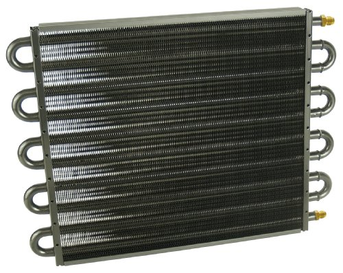 - Derale 13315 Series 7000 Tube and Fin Cooler Core