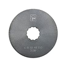 Fein 6-35-02-102-01-6 2-1/2-Inch HSS Saw Blade for SuperCut, 2 Pack
