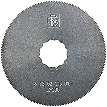 Hoja de sierra circular Fein 63502102016 acero r/ápido