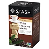Stash Tea White Chocolate Mocha Tea Bags, 6-Count