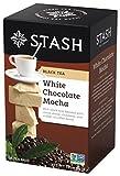 Stash Tea White Chocolate Mocha Tea Bags, 6-Count
