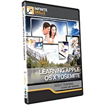 Learning Apple OS X Yosemite - Training DVD