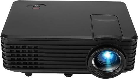 Amazon.com: Ciglow Mini Proyector, Portátil LED Full HD ...
