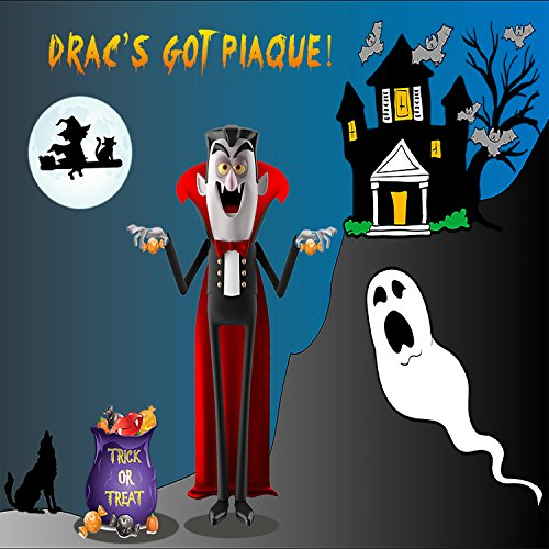 Drac's Got Plaque (The Halloween Toothbrush Song) ()
