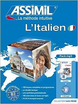 SANS GRATUIT PDF ASSIMIL ITALIEN TÉLÉCHARGER PEINE
