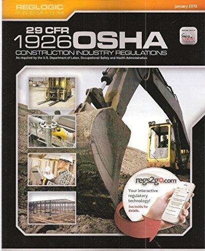 Download OSHA Construction Regulations Book (January 2015 Edition) PDF