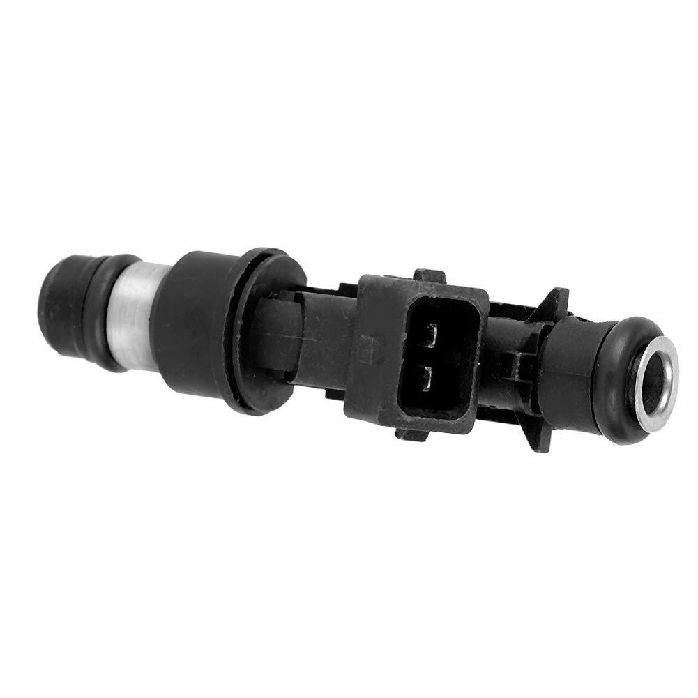 Aramox Injecteur de carburant accessoires de voiture de rechange pour injecteur de carburant