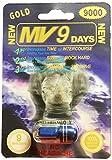 (US) MV9 Days 9000 3D - 20 Pills Male Enhancement Pill - Fast US Shipping