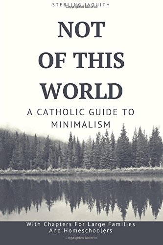 Not Of This World: A Catholic Guide to Minimalism PDF