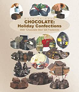 Dare To Cook, Chocolate: Holiday Confections With Chocolate [Blu-ray]