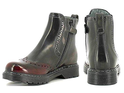 Nero Giardini Junior - Botas de Piel para mujer Multicolor