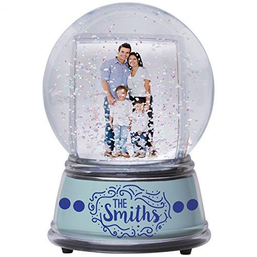 Neil Enterprises Create Your Own Photo Snow Globe