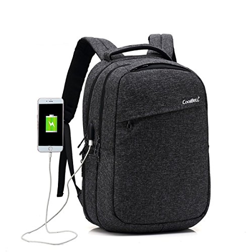 Laptop Borsa Zaino Nero Coreano Business w07wqSO