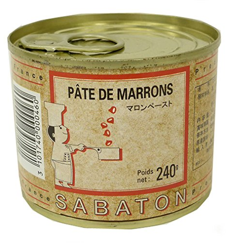 Sabatons Marron paste 240g