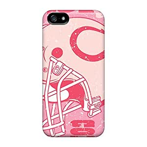 KennethKaczmarek Iphone 5/5s Scratch Resistant Hard Cell-phone Case Unique Design Stylish Indianapolis Colts Pattern [CWD8325qnzx]