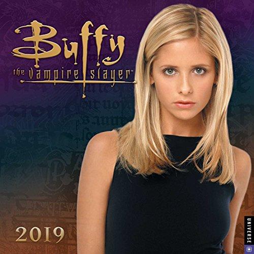 Buffy the Vampire Slayer 2019 Wall Calendar ()