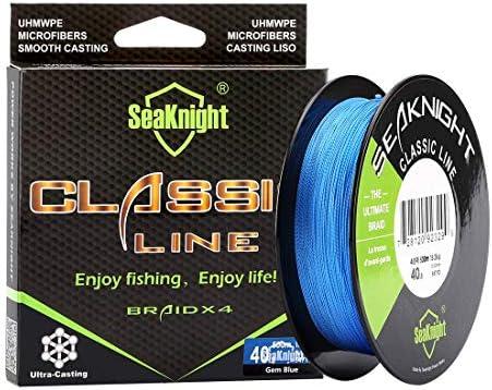 SeaKnight - Sedal con trenzado mejorado y más duradero, 300 m, de ...