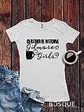 Gilmore Girls inspired T-Shirt / Adult T-shirt Top Tee Shirt design I'd Rather Be Watching Gilmore Girls Shirt - Ink Printed