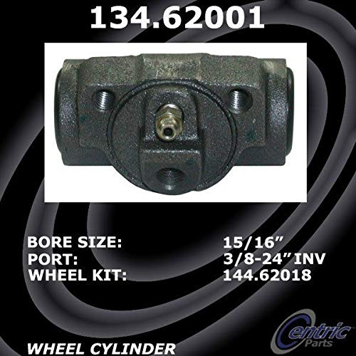 Gmc R1500 Suburban Wheel - Parts Panther OE Replacement for 1987-1991 GMC R1500 Suburban Rear Drum Brake Wheel Cylinder