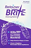 Beauty : Retainer Brite 96 Tablets (3 Months Supply)