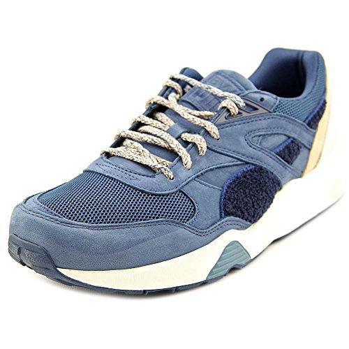 Puma Xt2 X Bwgh Heren Grijze Sneakers Donker Denim