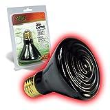 Zilla Reptile Terrarium Heat Lamps Emitter, 250 Watt