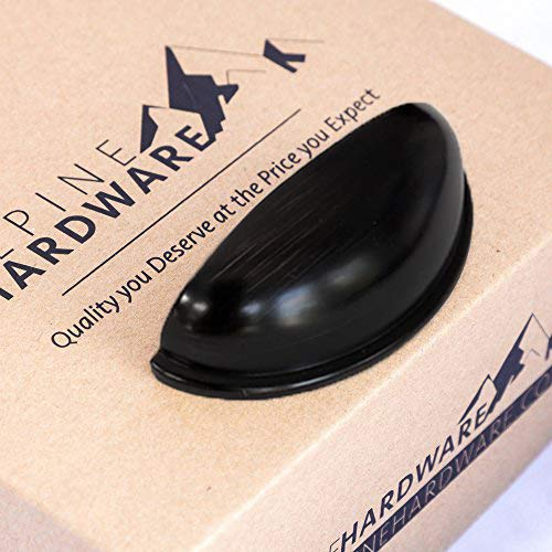 Cabinet Hardware Bin Cup Drawer Handle Pull - 3